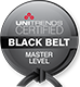 UniTrends Certified Black Belt